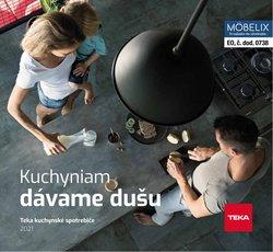 Dom a Záhrada akcie v katalógu Möbelix ( Zverejnené dnes)