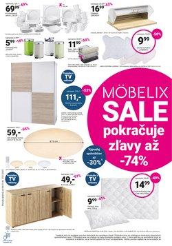 Katalóg Möbelix v Bratislava