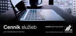 Bánk a Služieb akcie v katalógu Tatra Banka v Banská Bystrica ( Viac ako mesiac )