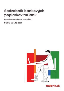 Bánk a Služieb akcie v katalógu mBank ( 10 dní zostáva)