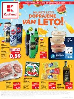 Hyper-Supermarket akcie v katalógu Kaufland ( 4 dní zostáva)