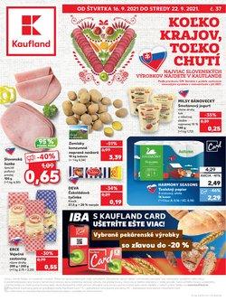 Kaufland akcie v katalógu Kaufland ( Onedlho vyprší)