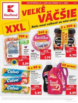 Katalóg Kaufland ( Uverejnené včera)