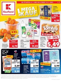 Katalóg Kaufland ( 2 dní zostáva)
