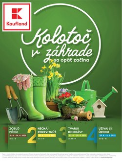 Katalóg Kaufland ( Pred 3 dňami)