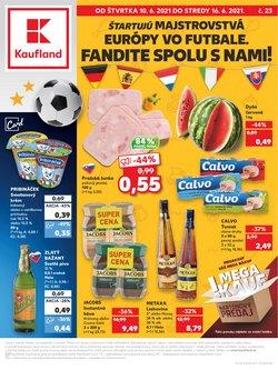 Hyper-Supermarket akcie v katalógu Kaufland ( 2 dní zostáva)