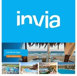 Katalóg Invia ( Onedlho vyprší)