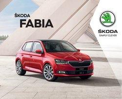 Auto, Moto a Náhradné Diely akcie v katalógu Škoda ( Viac ako mesiac)