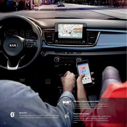 BluetoothPonuky -KIA