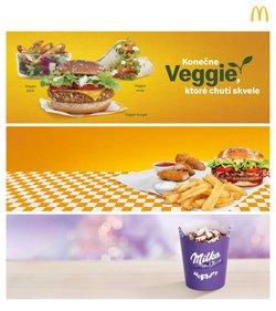Reštaurácia akcie v katalógu McDonald's ( 20 dní zostáva )