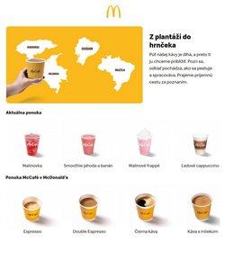 McDonald's akcie v katalógu McDonald's ( Onedlho vyprší)