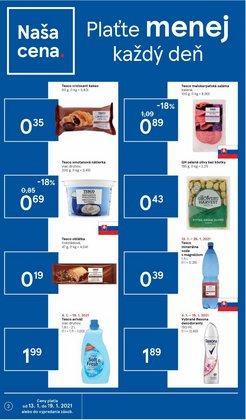 Hyper-Supermarket akcie v katalógu Tesco ( Onedlho vyprší )