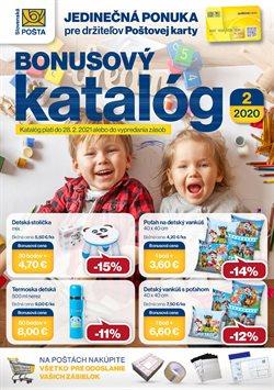 Katalóg Slovenská Pošta ( Neplatný)