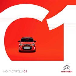 Katalóg Citroën ( Viac ako mesiac)