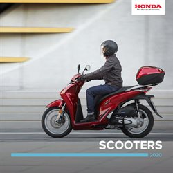 Katalóg Honda ( Viac ako mesiac)