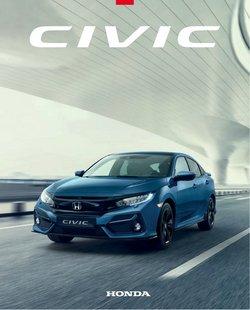 Auto, Moto a Náhradné Diely akcie v katalógu Honda ( Viac ako mesiac)