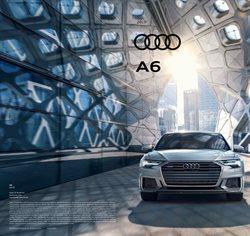 Katalóg Audi v Bratislava
