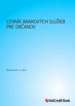 Bánk a Služieb akcie v katalógu Unicredit Bank v Banská Bystrica ( Viac ako mesiac )