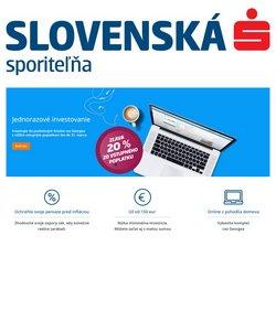 Katalóg Slovenská Sporiteľňa ( 19 dní zostáva)