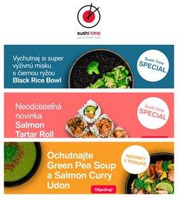 Sushi Time akcie v katalógu Sushi Time ( 10 dní zostáva)