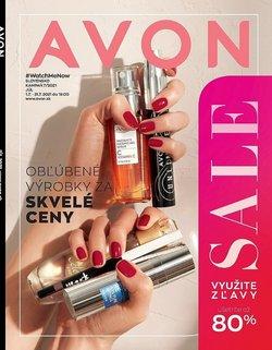Drogéria a Kozmetika akcie v katalógu Avon ( 2 dní zostáva)