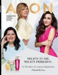 Drogéria a Kozmetika akcie v katalógu Avon ( 9 dní zostáva)