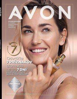 Drogéria a Kozmetika akcie v katalógu Avon ( 14 dní zostáva)