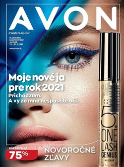 Katalóg Avon ( 5 dní zostáva)
