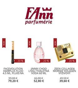 Katalóg Fann Parfumérie ( 2 dní zostáva)