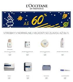 Katalóg L'Occitane ( Neplatný)