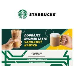 Reštaurácia akcie v katalógu Starbucks ( 20 dní zostáva )