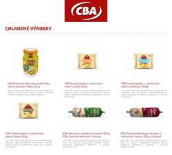 CBA akcie v katalógu CBA ( 11 dní zostáva)