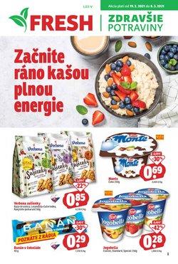 Hyper-Supermarket akcie v katalógu Fresh v Prešov ( Onedlho vyprší )