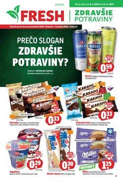 Hyper-Supermarket akcie v katalógu Fresh ( 6 dní zostáva)