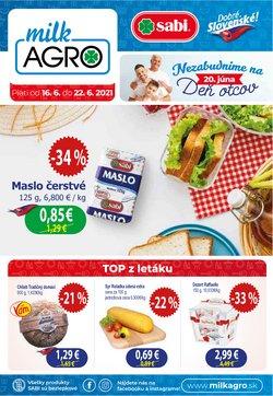 Milk Agro akcie v katalógu Milk Agro ( 3 dní zostáva)
