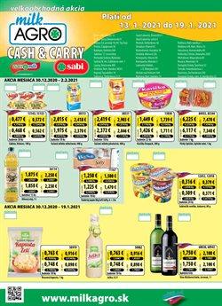Katalóg Milk Agro ( 2 dní zostáva)