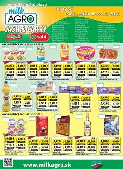 Katalóg Milk Agro ( Uverejnené včera)
