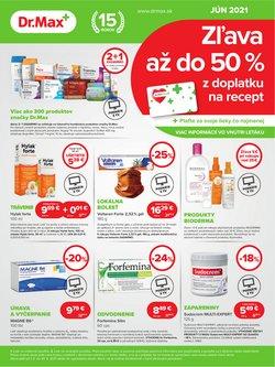 Drogéria a Kozmetika akcie v katalógu Dr max ( 16 dní zostáva)
