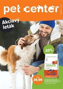 Katalóg Pet Center ( Zverejnené dnes)