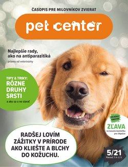 Katalóg Pet Center ( 21 dní zostáva)