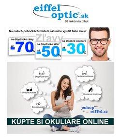 Katalóg Eiffel Optic v Prešov