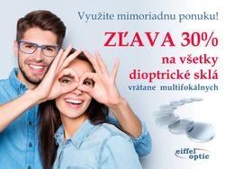 Kupón Eiffel Optic v Prešov ( 17 dní zostáva )