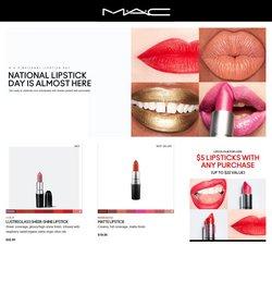 Drogéria a Kozmetika akcie v katalógu MAC Cosmetics ( Uverejnené včera)