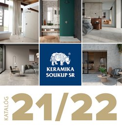 Keramika Soukup akcie v katalógu Keramika Soukup ( 9 dní zostáva)