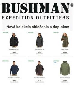 Katalóg Bushman ( Neplatný)