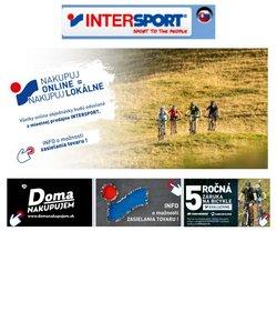 Intersport akcie v katalógu Intersport ( Neplatný)