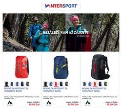 Intersport akcie v katalógu Intersport ( Onedlho vyprší)