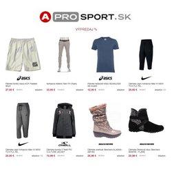 Katalóg A Pro Sport ( Neplatný)