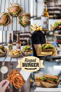 Katalóg Regal Burger ( Viac ako mesiac)