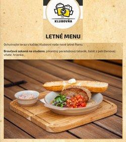 Reštaurácia akcie v katalógu Klubovna ( Onedlho vyprší )